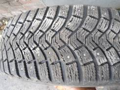 Michelin X-Ice North XIN2. Зимние, шипованные, 2013 год, износ: 10%, 1 шт
