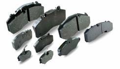 Колодки тормозные FAW-3252 КАМАЗ задние с роликом J6 (30 отверстий) (1шт.) OE 3502375-A0E