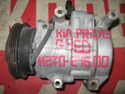 Компрессор кондиционера Kia Rio,Pride -11