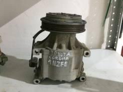 Компрессор кондиционера. Toyota Corolla, NZE121 Двигатель 1NZFE