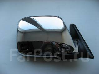 Зеркало заднего вида боковое. Toyota Land Cruiser, FJ80, FZJ80, HZJ80 Двигатели: 1HZ, 1FZFE, 3F, 1FZF