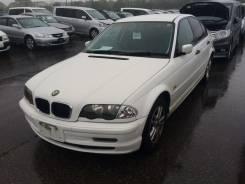 BMW 3-Series. E46, M43