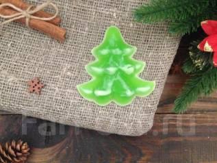 Новогодний подарок мыло ручной работы
