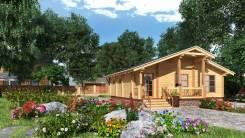 Дом - Баня «Григорий» 75 м2 в рассрочку