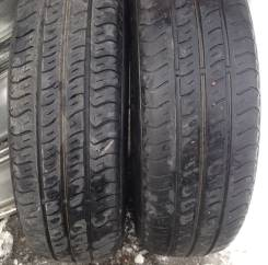 Roadshine RS620. Всесезонные, 2012 год, износ: 40%, 2 шт