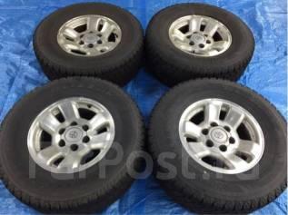 Toyota Hilux Surf. Зимние колеса Bridgestone Blizzak DM-Z3 265/70R16. 7.0x16 6x139.70 ET15 ЦО 110,0мм.