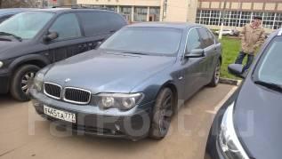 BMW 7-Series. Продам ПТС, СТС