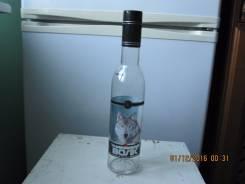 Бутылка для декора.