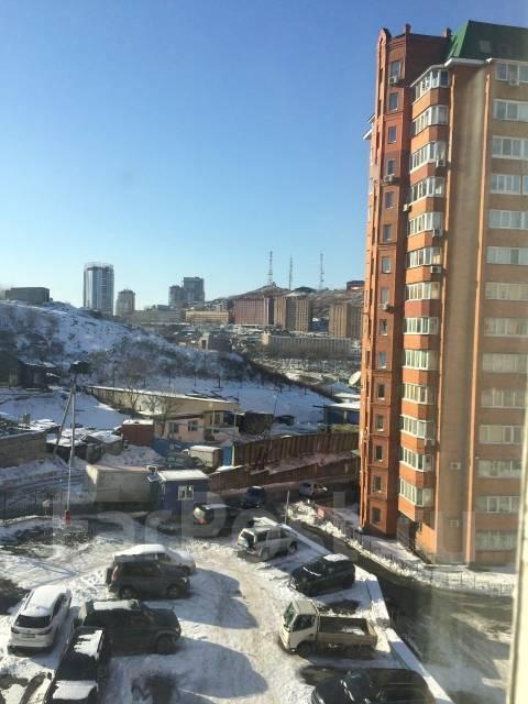Гостинка, улица Некрасовская 46. Некрасовская, агентство, 18 кв.м. Вид из окна днем