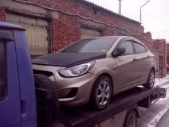 Hyundai Solaris. Документы 1.6 АКПП 2012