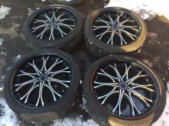 M'z SPEED. 7.5x19, 5x114.30, ET38, ЦО 40,0 мм.