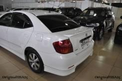 Спойлер. Toyota Allion, ZZT240, ZZT245, NZT240, AZT240