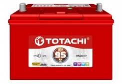 Totachi. 95 А.ч., правое крепление, производство Корея. Под заказ