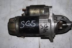 Стартер. Subaru Forester, SG5 Subaru Impreza Subaru Exiga Двигатель EJ205