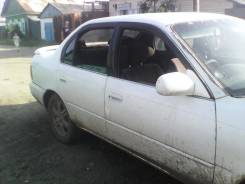 Консоль центральная. Toyota Corolla, AE100