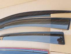 Ветровик. Nissan Tiida Latio, SNC11, SC11, SJC11
