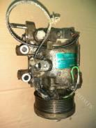 Компрессор кондиционера. Honda Civic Honda FR-V Двигатели: R16A1, R18A1, R16A2, R18A2