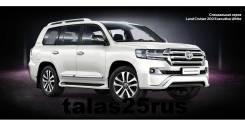 Обвес кузова аэродинамический. Toyota Land Cruiser, URJ202, URJ202W, UZJ200, UZJ200W, VDJ200