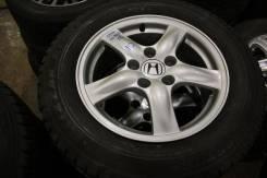 Honda. 6.5x16, 5x114.30, ET55, ЦО 62,0мм.