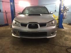 Бампер. Subaru Impreza WRX, GDG, GDA, GD, GD9, GDB
