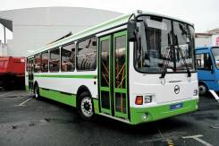 Лиаз. Пригородный автобус ЛИАЗ-525653-01, 2 400 куб. см., 88 мест