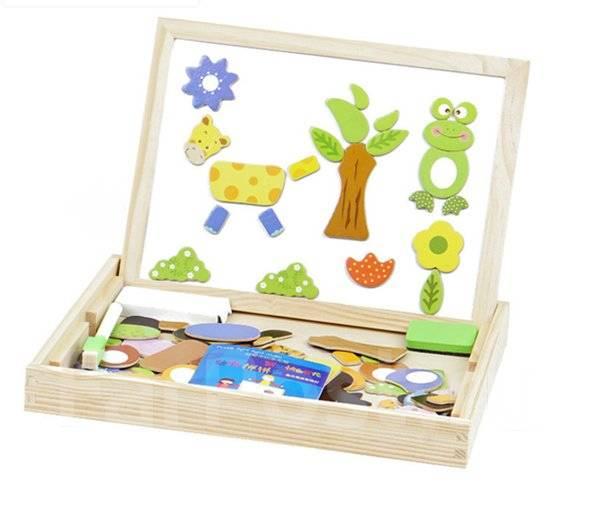 Фото игрушек из дерева 67