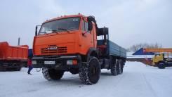 Камаз 43118 Сайгак. Продаётся полноприводный Камаз-43118 с краном-манимулятором Palfinger, 2 400 куб. см., 10 000 кг.