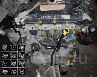 Двигатель в сборе. Mazda Mazda6, GH Двигатели: LF18, LFDE