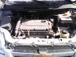 Двигатель. Chevrolet Aveo Двигатель F14D4
