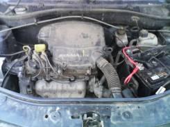 Двигатель. Renault Logan