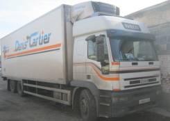 Iveco. Продается грузовой фургон рефрижератор iveco, 7 790 куб. см., 10 000 кг.
