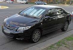 Toyota Corolla. Полный комплект 2012 г., черный цвет, 1,6л