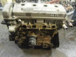 Двигатель в сборе. Toyota Carina E, AT190 Двигатель 4AFE