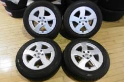 Литье оригинальное Toyota 30 Prius с резиной Dunlop DSX-2 185/65R15