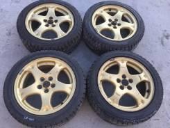 205/50 R16 Dunlop DSX литые диски 5х100 (L8-1604)