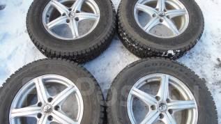 Продам комплект колес 215/70R16. 6.5x16 5x114.30 ET47 ЦО 73,0мм.