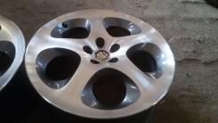 Alfa Romeo. 7.0x17, 5x98.00, ET40.5, ЦО 58,0мм.
