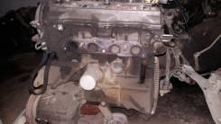 Двигатель. Toyota Corolla, AE91 Двигатель 5AFE