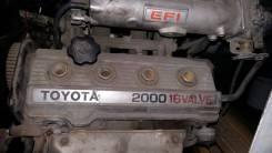 Двигатель в сборе. Toyota Corona, ST191 Toyota Caldina, ST191 Toyota Vista, SV41, SV42, SV32, SV33 Toyota Camry, SV32, SV42, SV33, SV41 Двигатель 3SFE