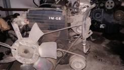 Двигатель. Toyota Crown, MS137 Двигатель 7MGE