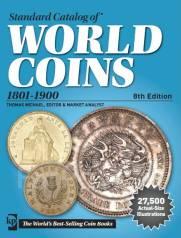 Каталог монет Standard Catalog of World Coins 1801-1900 8ed. (2016)