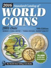 Каталог монет Standard Catalog of World Coins 2001-Date 10ed. (2016)