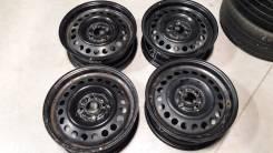 Nissan. 5.5x15, 4x100.00, ET45, ЦО 60,1мм.
