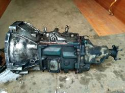 Механическая коробка переключения передач. Nissan Atlas, P4F23 Двигатель TD27