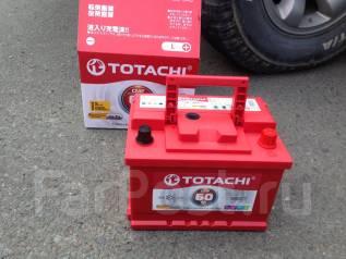 Totachi. 60 А.ч., левое крепление, производство Япония
