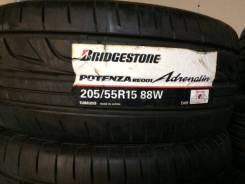 Bridgestone Potenza RE001 Adrenalin. Летние, без износа, 4 шт