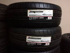 Bridgestone Potenza RE001 Adrenalin. Летние, без износа, 2 шт