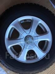 Колёса Bridgestone Blizzak Revo2 185/70R14. 5.5x14 4x100.00, 4x114.30 ET38