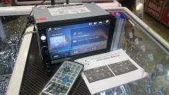 Магнитола 2DIN экран 7 дюймов без DVD