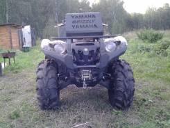 Yamaha Grizzly 700. исправен, есть птс, с пробегом